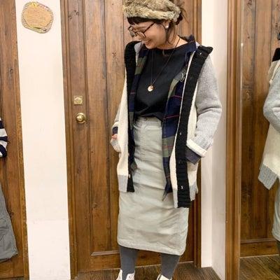 ストレッチ ナロースカート!の記事に添付されている画像