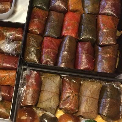 紅葉柿の葉寿司の記事に添付されている画像