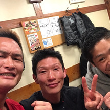 名古屋ボクサーOB会…