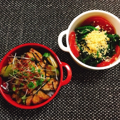 焼き鳥丼弁当・セリアの新ボヌール・セリアでクリスマス飾り・ご連絡くだざい・・・の記事に添付されている画像