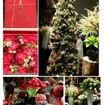 ニコライ バーグマンのクリスマス限定ボックスアレンジメントの記事に添付されている画像