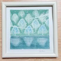 冬の気分に浸れるパステルアート♡の記事に添付されている画像