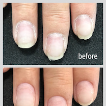 ガサガサ指もキレイ♥️になるハンドケアメニュー●三重・熊野ネイルサロン●ダニーズの記事に添付されている画像