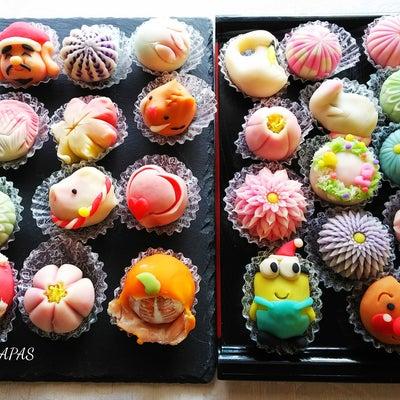 卒業生さんと和菓子職人さんによるスキルアップレッスン♡の記事に添付されている画像