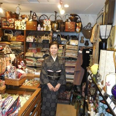 2018年12月12日の着物姿 My days with Kimonoの記事に添付されている画像