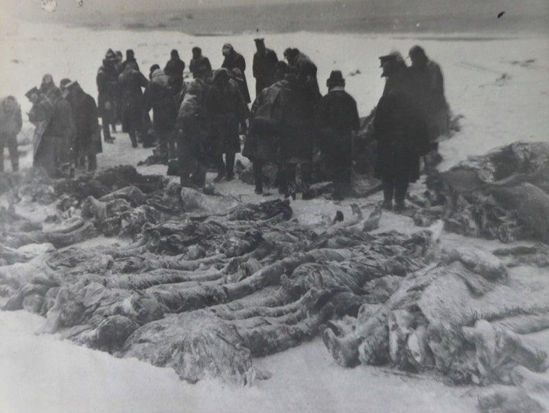 戦車兵のブログインディギルカ号遭難事件