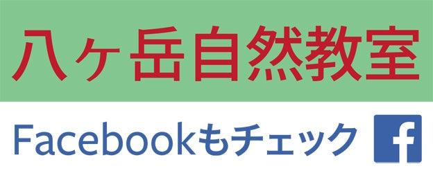 八ヶ岳自然教室 Facebook