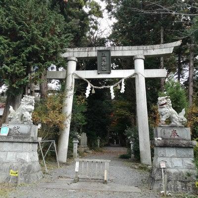 【五所駒瀧神社】茨城県桜川市の記事に添付されている画像