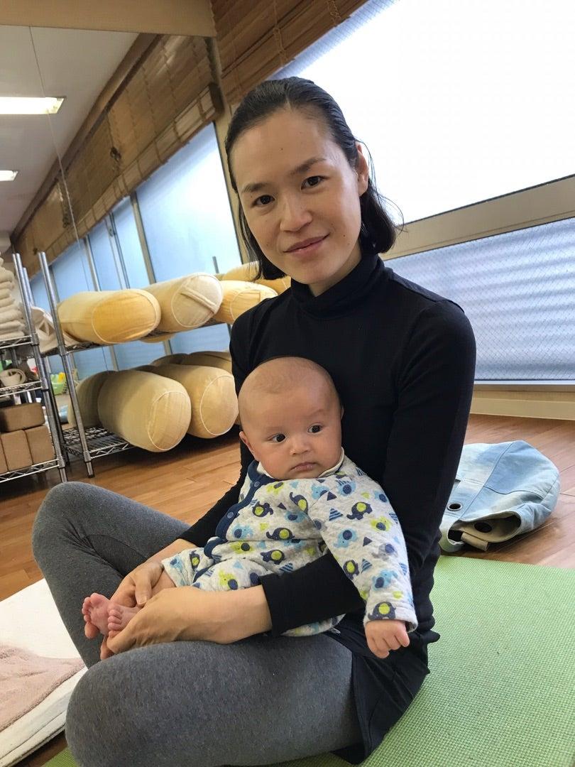 マタニティヨガクラス参加者の声妊娠中の過ごし方が産後のからだと子育てに影響します!の記事より