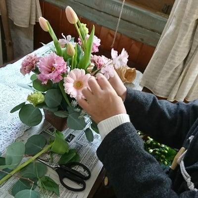 松山市アレンジメント教室|松山市プリザーブドフラワーレッスン|道後花屋|パールフの記事に添付されている画像