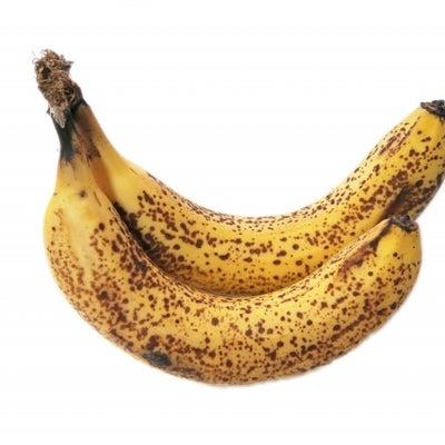 <健康情報の備忘録>バナナは皮を黒くしてから食べると太らない!?の記事に添付されている画像