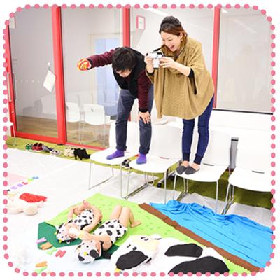 ☆チェック‼️【岩手県】12月のおひるねアート撮影会予定☆の記事に添付されている画像