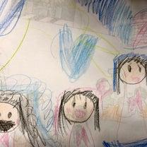 長女の受験、次女のくせ毛、タロウくんの赤ちゃん筆などの記事に添付されている画像