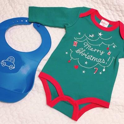 クリスマス衣装とお外ご飯とイクメンとはの記事に添付されている画像