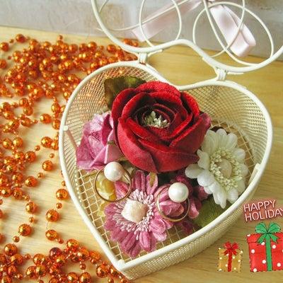 指輪のプレゼントは…指輪+アルファが希望です?!(∀`*ゞ)エヘヘの記事に添付されている画像