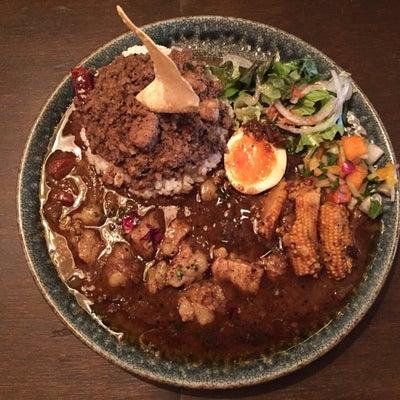 【谷町四丁目】curry bar よそみ season2の記事に添付されている画像