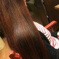 #頭皮と髪のケアの画像