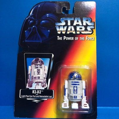 銀メッキが美しい…ケナー R2-D2を紹介!の記事に添付されている画像