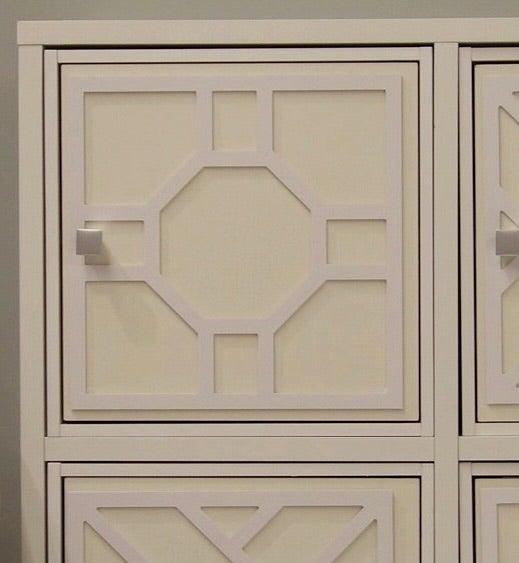 IKEAの上品取っ手とニトリ パーティションラックで高見えの記事より