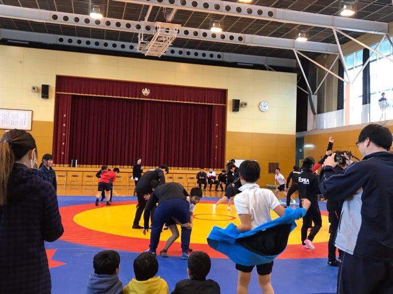 12月12日 | 九州共立大学 レスリング部