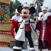 ディズニークリスマス、スペシャルなハーバーショーとグルメを徹底的にご紹介