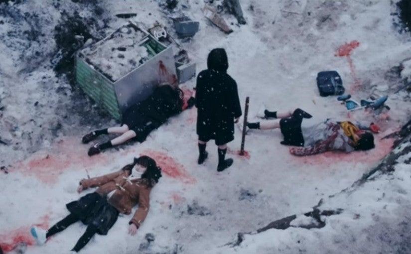 「映画【ミスミソウ】 火事」の画像検索結果