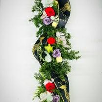 小さなスペースをお洒落に演出するクリスマスガーランドの記事に添付されている画像