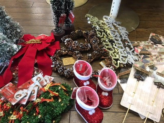 ☆ クリスマスの装飾 ☆
