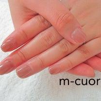 長い指をチャームポイントに変える爪♡【単色塗り】の記事に添付されている画像