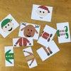 【プレキンダークラス】パズルでクリスマス♪の画像
