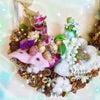 木の実と花フェルト…自然の恵みは 人を温め 活き活きとさせてくれます。の画像