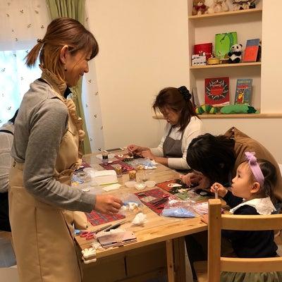 大人可愛いクリスマスケーキ☆の記事に添付されている画像