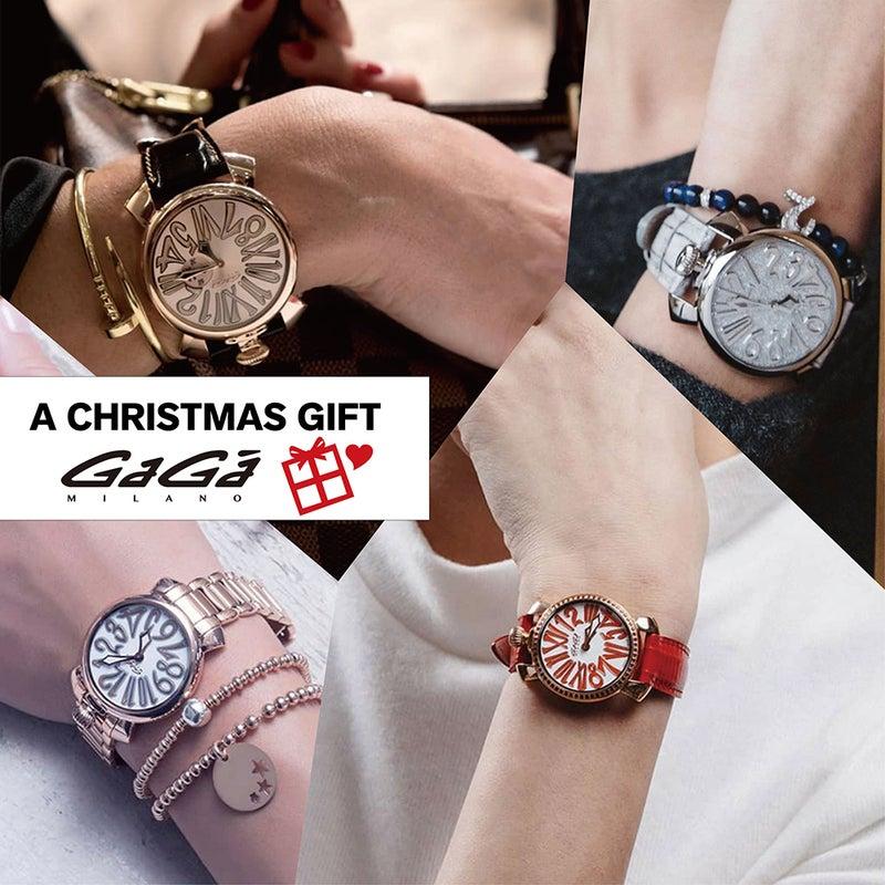 04631d138d 以前ご紹介した女性から男性へ送る「ガガミラノ(GaGa MILANO)」の腕時計特集。今回は男性から女性へ送るのにぴったりの腕時計をご紹介いたします  ...
