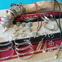 Indian jewelry(インディアンジュエリー) 入荷しました!の記事に添付されている画像