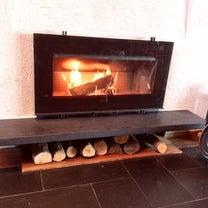 暖炉に火をつけました〜床暖・暖炉・PSで快適な家〜の記事に添付されている画像