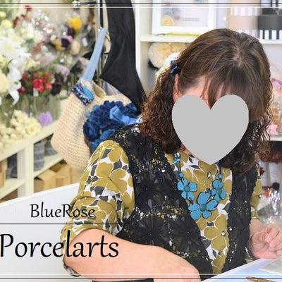 お好きな白磁でポーセラーツ♡の記事に添付されている画像
