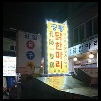 実は初めてのタッカンマリ@ 東大門の記事に添付されている画像