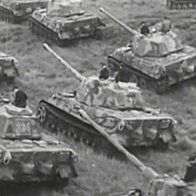 世紀の戦車対決 「クルスクの戦い」の記事に添付されている画像