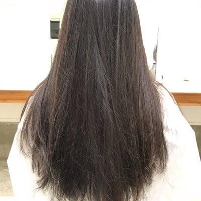 髪質改善の記事に添付されている画像