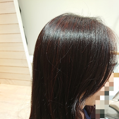 ヘナでくせ毛直し・さわりたくなる髪の記事に添付されている画像