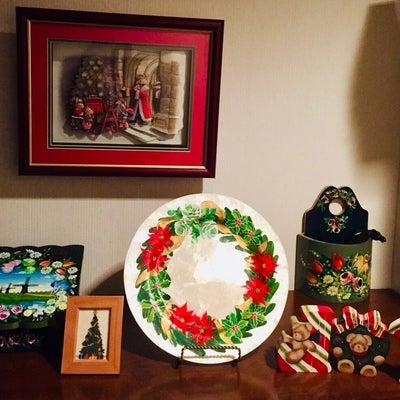 アッセンデルフトの生徒さん宅のクリスマスその3と八尾教室の記事に添付されている画像