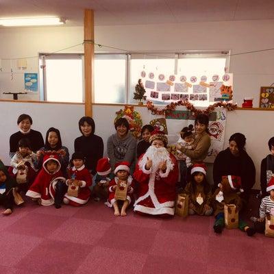 裾野親子教室でクリスマスパーティー☆の記事に添付されている画像