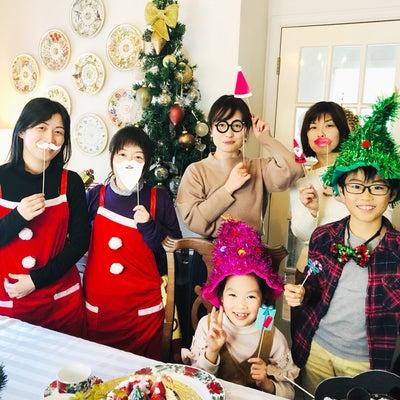 クリスマス料理教室の記事に添付されている画像