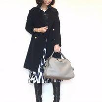 ✨デニムJK×柄スカートで甘辛コーデと好きなサイズ感✨の記事に添付されている画像