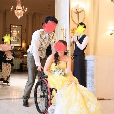結婚式レポ⑦(お見送り)の記事に添付されている画像