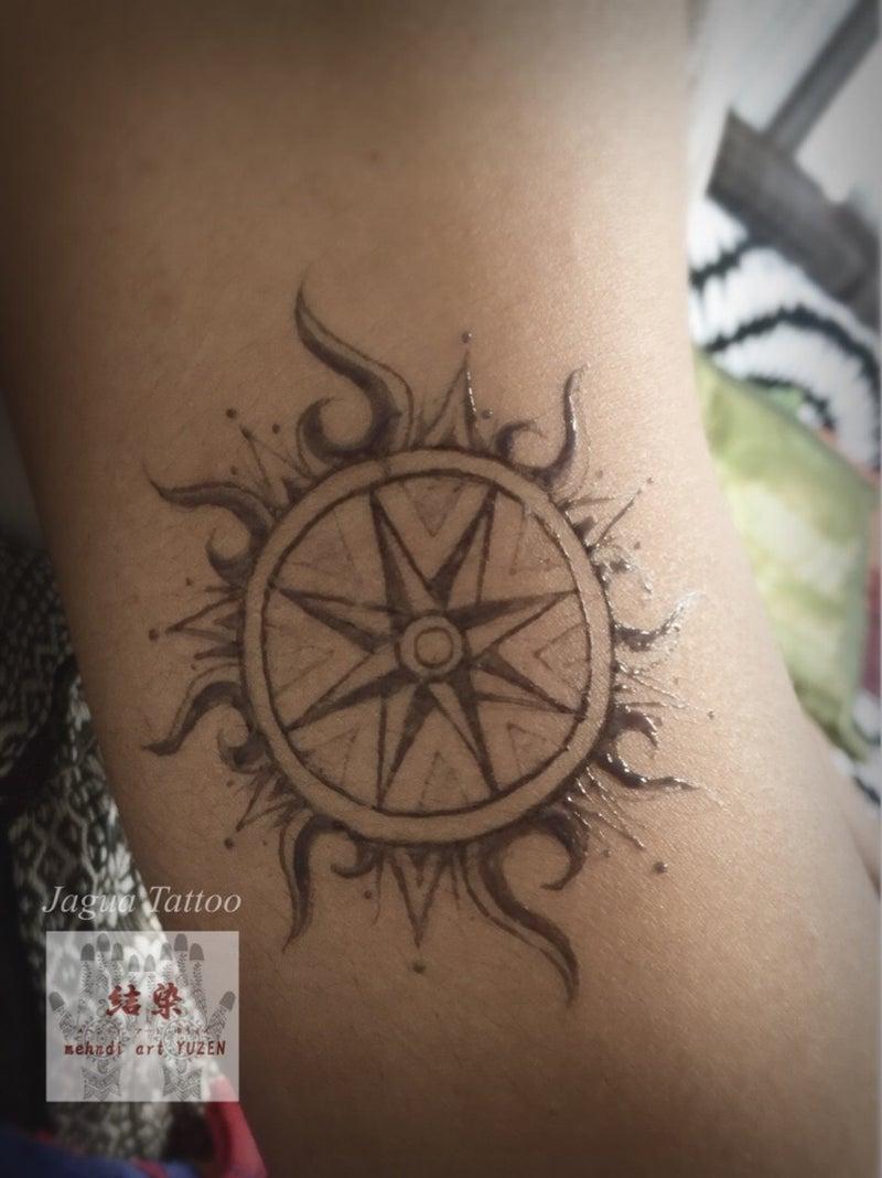 ジャグア タトゥー デザイン
