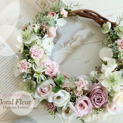【募集】Jstyle Floral Fleurディプロマコースの記事に添付されている画像