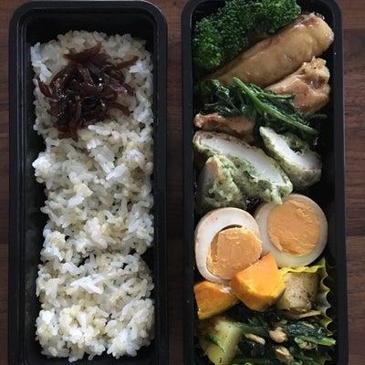 今週のお弁当(12/10〜14)♪の記事に添付されている画像
