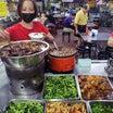 台中B級グルメを堪能。台中第二市場の人気店「李海滷肉飯」