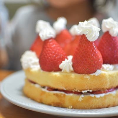 旅の2日目!子育てと夫とケーキの記事に添付されている画像